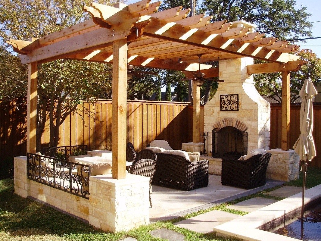 Outdoor Kitchens Sunroom Patios And Decks Houston